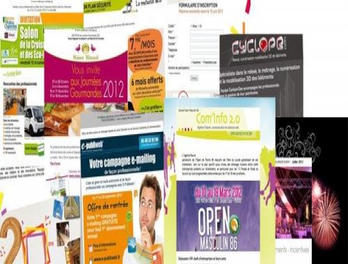 Service d'E-mailing et de Newsletters