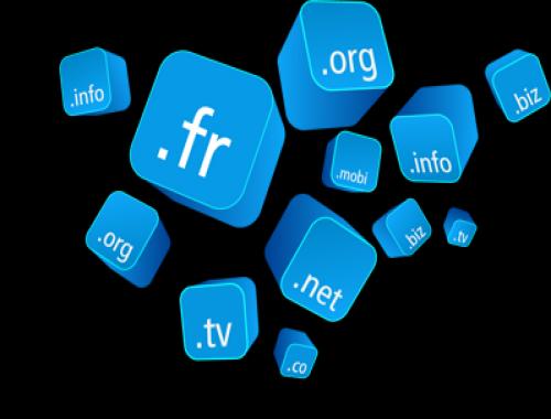 Hébergement de sites web et enregistrement de noms de Domaines et