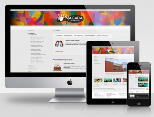 Création de sites web vitrines