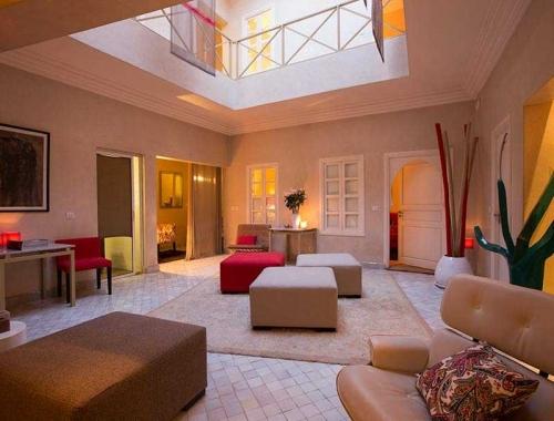 Location et privatisation de Riads, Maison d'hôtes, Palais d'hôtes à Marrakech