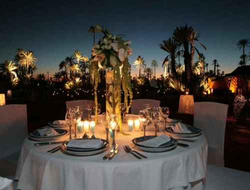 Location divers articles pour votre evenement à Marrakech