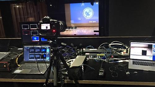 Diffusion Vidéo en Live à haut débit