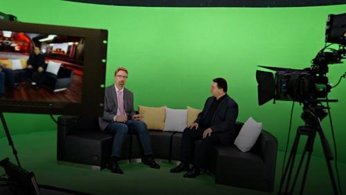 Production vidéo dans notre studio
