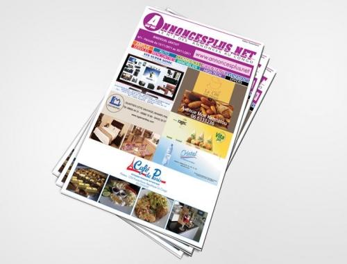 Journaux d'annonces francophones et arabophones