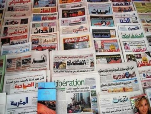 Journaux d'information francophones et arabophones